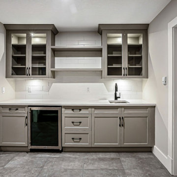 Rustic Transitional Style