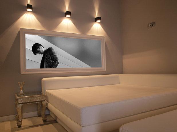 Transitional Bedroom By Etna STUDIO