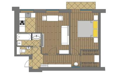 Как правильно: Дизайн спальни в хрущевке