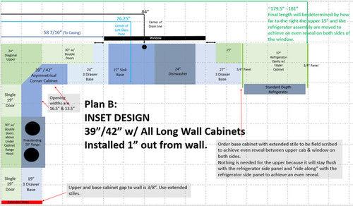 Superb Kitchen Corner Layout Dead Asymmetrical Cabinet Or Blind Download Free Architecture Designs Scobabritishbridgeorg