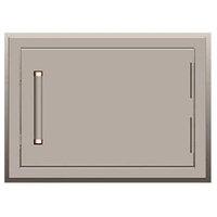 Bonfire CBASDH Horizontal Stainless Steel Single Door