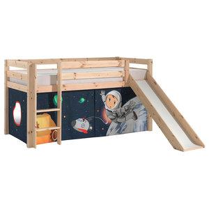 Pino Kids Room Set, Space, Slide