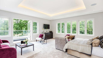 Beautiful Timber Casement Windows from Lomax + Wood