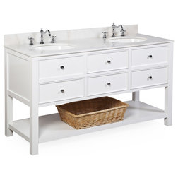 Amazing Contemporary Bathroom Vanities And Sink Consoles by Kitchen Bath Collection