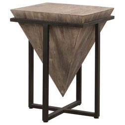 Industrial Side Tables And End Tables by Innovations Designer Home Decor & Accent Furniture