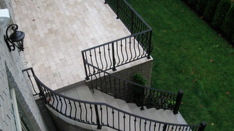 DIFFERENT RAILINGS FABRICATION & INSTALLATION