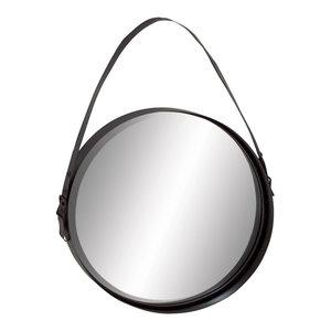 Bernon Metal Wall Mirror