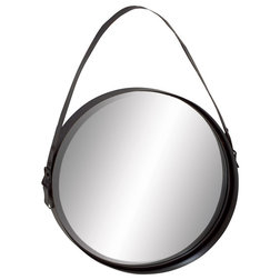 Contemporary Wall Mirrors by Brimfield & May