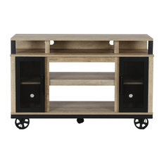 Chaistain TV Stand 55-inch Natural