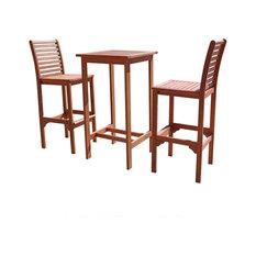 Dartmoor Bar-Height Dining Set