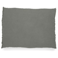 Daisy Cotton Throw  Blanket with Fringes