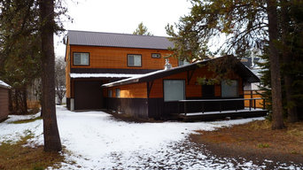 McCall Family Cabin Remodel & Addition