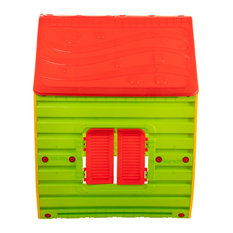 Starplay Children's Magical House, Primary Color Combination