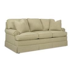 1st Avenue Monrovia 3 Seater Sofa Beige Sofas