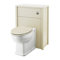 Old London Ivory WC Unit