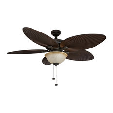 50 most popular tropical ceiling fans for 2018 houzz residence kingston ceiling fan with light 52 ceiling fans aloadofball Gallery