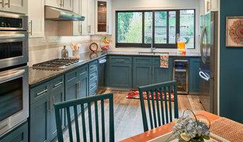 Sabrina Alfin Interiors - Prospect Street Kitchen