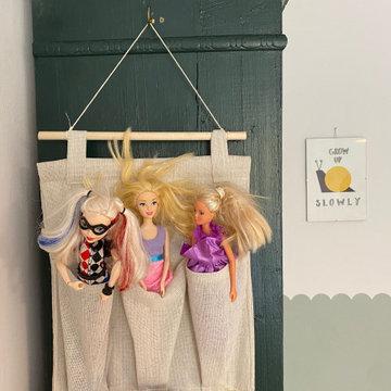 Girls Bedroom - Barbies