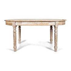 - Стол обеденный дубовый раздвижной - Обеденные столы