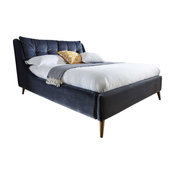 Barton Panel Bed, King