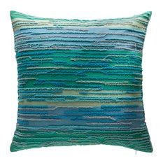 Seaside Green Pillow