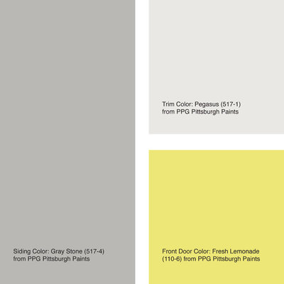 Exterior Color of the Week: 7 Ways With Warm Gray