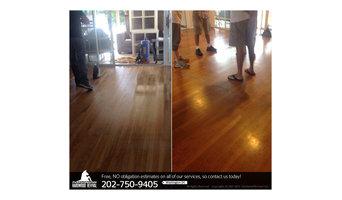 Hardwood Floor Refinishing Washington DC