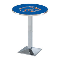 Boise State Pub Table 36-inchx42-inch