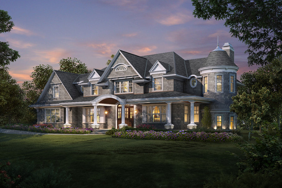 Private Shingle Style Home In NJ