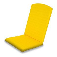 Polywood Full Cushion, Sunflower Yellow