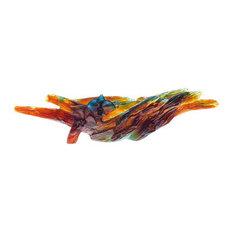Daum Crystal Sequoia Bowl 03609