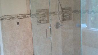 Bathroom Remodel - Tile
