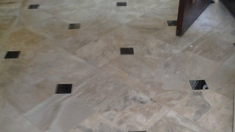 Versailles Tile job