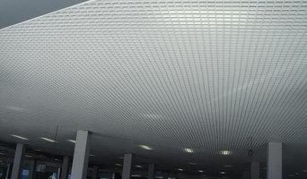 Потолки Грильято.