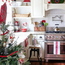 Inspirational Christmas Kitchen Decor