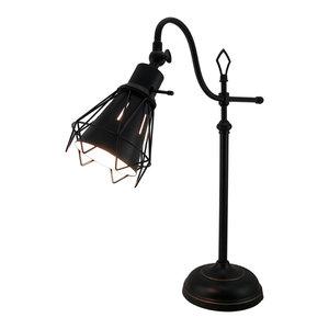 Amherst Adjustable Desk Lamp Oil Rubbed Bronze Finish