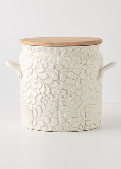 Contemporary Bread Boxes by Anthropologie