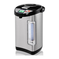 Costway 5-Liter LCD Water Boiler and Warmer Electric Hot Water Dispenser