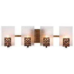 Tropical Bathroom Vanity Lighting by Varaluz