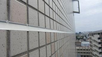 東大阪市 マンション外壁補修