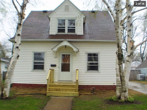 more curb appeal for vintage cape cod