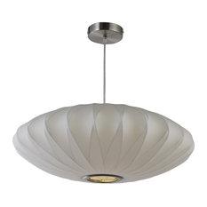 "Legion Furniture Lindsay Pendant Lamp, 22"""