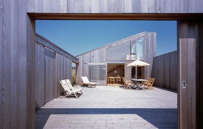 Architektur: Modernes Bauen mit Holz
