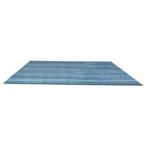 Atlantic Ocean 8485 Rug, Blue Stripe, 140x200 cm