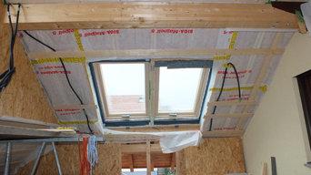 Neuer Wohnraum mit Roto Zwillingsfenster