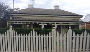 Concave Verandah & Carport Before & After - Glenelg SA