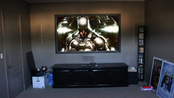 Home Theatre Installation Craigburn Farm