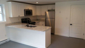 Basement Income Suite/Kitchen