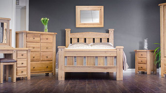 Donny Oak Bedroom Furniture Range