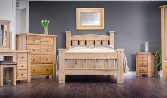 Donny Oak Bedroom Furniture Range